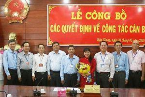 Phó Giám đốc Sở từ chối điều động: Ủy ban Kiểm tra nhập cuộc