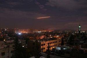 Phòng không Syria chặn đứng hỏa lực của kẻ thù ở Hama