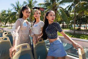 'Chất' như thí sinh Miss World Việt Nam 2019