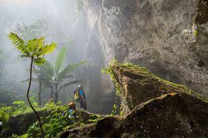 Sửng sốt trước những hang động đẹp nhất thế giới của Việt Nam