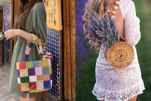 4 kiểu túi xách mùa hè đang khiến hội chị em 'cháy ví' liên tục