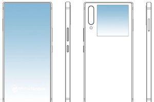 ZTE đăng ký thiết kế smartphone hai màn hình mới