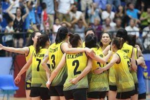 Bóng chuyền nữ U23 châu Á: Trung Quốc vô địch, Việt Nam xếp thứ 3