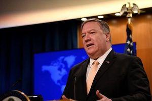 Ngoại trưởng Pompeo: Nhà sáng lập Wikileaks sẽ bị dẫn độ về Mỹ