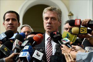Đại sứ Đức trở lại Venezuela sau 4 tháng bị trục xuất