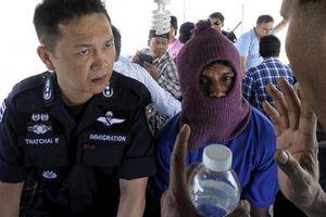 Hồ sơ interpol: Thái Lan muốn khách du lịch hỗ trợ chống buôn người