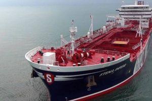 Anh báo cáo Liên Hợp Quốc vụ Iran bắt tàu chở dầu