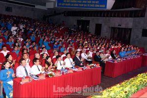 Trực tuyến hình ảnh: Lễ Kỷ niệm 90 năm ngày thành lập Công đoàn Việt Nam