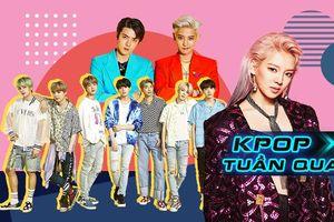 Kpop tuần qua: Nhóm nhỏ EXO-SC lộ diện, BTS tiếp tục chuỗi kỷ lục không bao giờ dứt