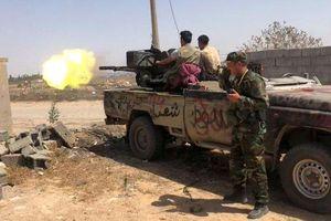 Libya: LNA không kích sân bay quốc tế, chiếm căn cứ quân sự ở Tripholi