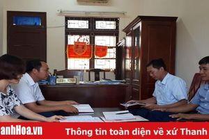 Tăng sức chiến đấu từ công tác kiểm tra, giám sát, kỷ luật của Đảng