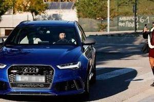 Messi và các đồng đội ở Barca bị Audi 'đòi quà'