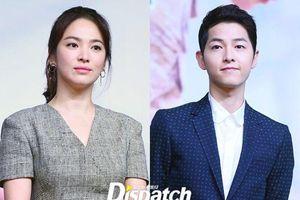 Song Hye Kyo và Song Joong Ki hoàn tất thủ tục ly hôn