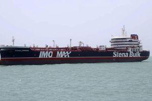 Anh từ chối sự giúp đỡ của Mỹ trước khi bị Iran giữ tàu