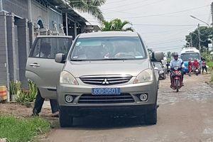 Xử lý nghiêm cán bộ dùng xe công đi ăn cưới con Trưởng đoàn ĐBQH tỉnh
