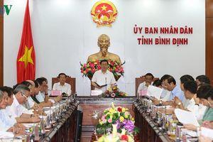 Bình Định phải trở thành trung tâm Du lịch và Công nghiệp của cả nước