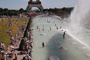 Châu Âu chuẩn bị đón đợt nắng nóng thứ 2 - Paris nâng cảnh báo cấp 3
