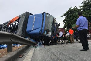 Kim Thành (Hải Dương): Một buổi sáng, 3 vụ tai nạn cướp đi 7 sinh mạng
