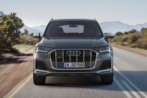 Audi SQ7 TDI 2020 nâng cấp lớn, giá từ 106.456 USD