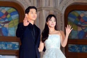 Vụ xử ly hôn của Song Hye Kyo và Song Joong Ki diễn ra trong 5 phút