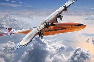 Airbus tiết lộ thiết kế máy bay mô phỏng chim đại bàng