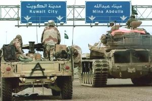 Mỹ, Saudi Arabia phối hợp 'tấn công' Iran?