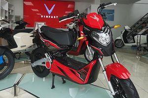 Cận cảnh xe máy điện Vinfast mới từ 21 triệu tại Việt Nam
