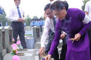 Tây Ninh kiến nghị sớm nâng cấp nơi yên nghỉ của gần 14.000 liệt sĩ