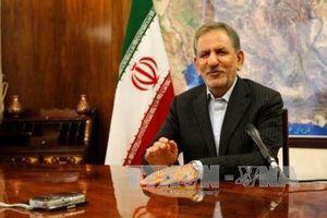 Iran cảnh báo một liên quân hải quân tại Vùng Vịnh sẽ gây bất ổn