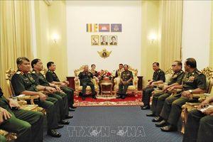 Đối thoại Chính sách Quốc phòng Việt Nam - Campuchia ngày càng đi vào chiều sâu