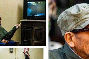 Hơn 60 năm đi diễn nhưng NSƯT Trần Hạnh lại chỉ ở trong căn phòng chật chội vỏn vẹn 10m2