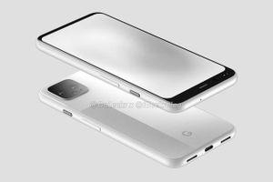 Google Pixel 4 lộ thiết kế hoàn chỉnh cùng tính năng mới độc đáo