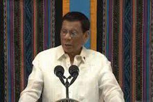 Tổng thống Philippines kêu gọi tiếp tục chiến dịch chống ma túy và tham nhũng
