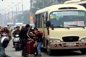 Hà Nội lên phương án phát triển buýt kế cận ngăn xe dù, bến cóc