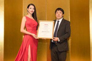 Hoa hậu Phương Khánh lộng lẫy nhận vai trò đại sứ tại Nhật Bản