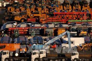 Kinh tế Nhật Bản vẫn đối mặt với rủi ro từ thương chiến Mỹ-Trung