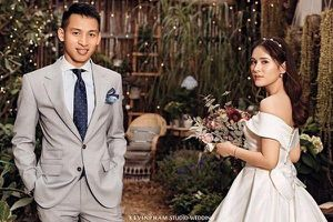 'Song Dũng' của thầy Park bận bịu chăm vợ trước vòng loại WC 2022