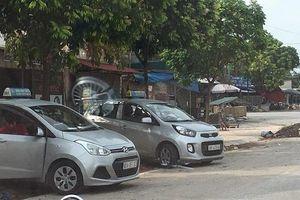 Hà Nam: Bất lực 'quản' nạn taxi dù, doanh nghiệp vận tải 'xé rào'