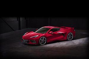 Chevrolet ra mắt thế hệ thứ 8 của Covette với động cơ đặt giữa