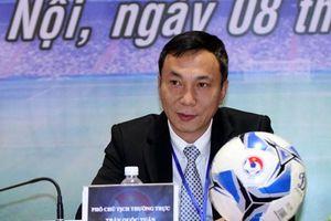 VFF đặt mục tiêu vào VL thứ 3 khu vực châu Á World Cup 2022 cho ĐTVN