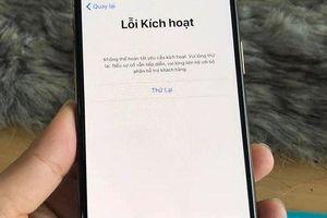 Apple tung chiêu, dân chơi iPhone khóa mạng 'đau đầu'