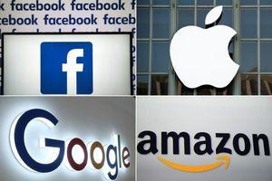 Mỹ sẽ điều tra chống độc quyền với các 'ông lớn' công nghệ