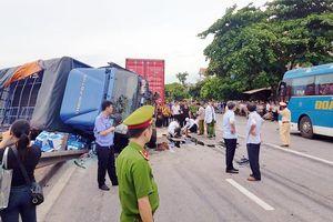 3 vụ tai nạn liên tiếp xảy ra trên Quốc lộ 5 khiến 7 người thiệt mạng