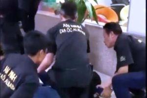 Trích xuất camera, điều tra vụ khách hàng tố bị nhân viên địa ốc Alibaba đánh chấn thương đầu