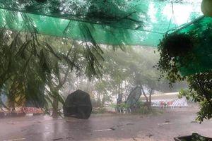 Giông lốc làm 1 người chết, hơn 600 căn nhà bị đổ sập và tốc mái