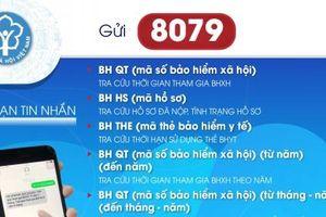 Triển khai 2 dịch vụ tin nhắn mới trong lĩnh vực BHXH, BHYT