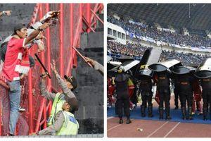 Malaysia yêu cầu Indonesia đảm bảo an ninh tại vòng loại World Cup 2022
