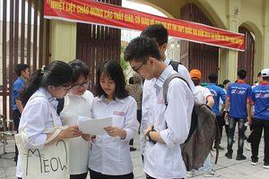 Bắc Ninh có 42 thí sinh đạt từ trên 27 điểm thi quốc gia