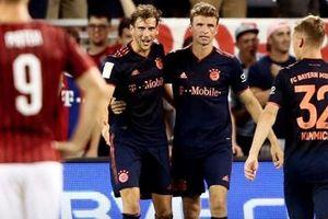 Video Bayern Munich hạ AC Milan trong ngày chia tay nước Mỹ