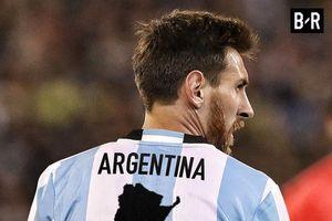 Lionel Messi bị CONMEBOL phạt 1.500 USD